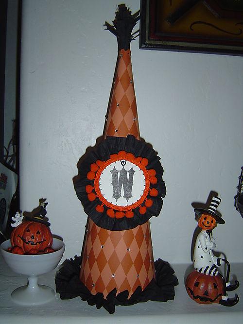 Hocus Pocus Halloween Party Hat Decor