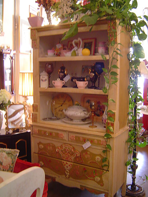lovely cabinet at HRegency
