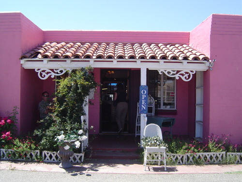 The Pink Porch Antiques