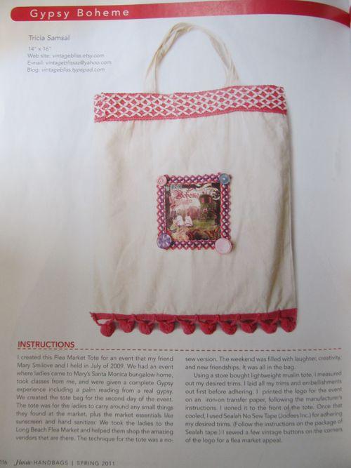 Gypsy Boheme Article