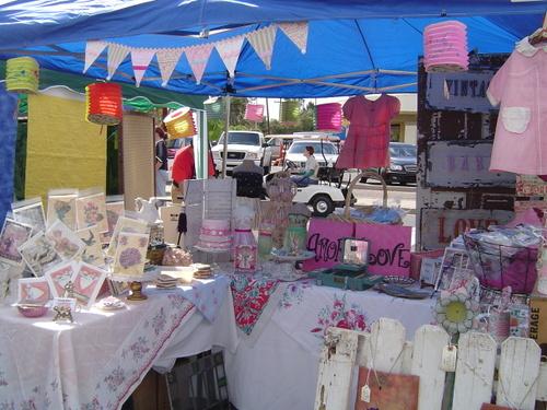 Seventh Ave Street Fair march 07